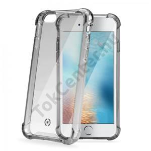Celly iPhone 7 Plus /APPLE iPhone 8 Plus 5.5`` színes keretű hátlap,Fekete