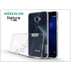 Asus Zenfone 3 (ZE520KL) szilikon hátlap - Nillkin Nature - transparent