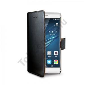 Celly Huawei P9 book tok, Fekete