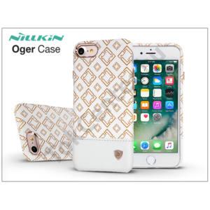 Apple iPhone 7 hátlap - Nillkin Oger - fehér