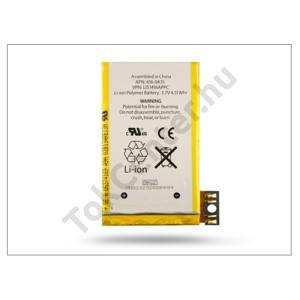 Apple iPhone 3GS gyári akkumulátor - Li-Ion 1200 mAh (csomagolás nélküli)