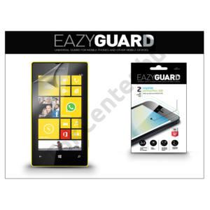 Nokia Lumia 520/525 képernyővédő fólia - 2 db/csomag (Crystal/Antireflex HD)
