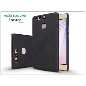 Huawei P9 hátlap képernyővédő fóliával - Nillkin Frosted Shield - fekete