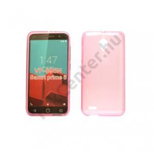 Alactel Pixi 3 5''/Grand szilikon hátlap, Pink