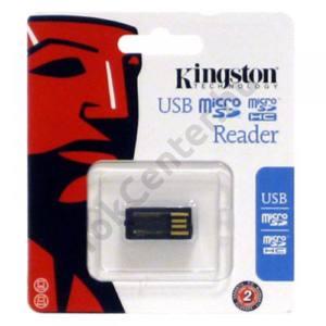 Kingston USB-MicroSD olvasó, vékony