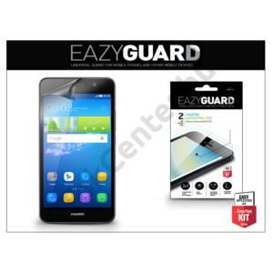 Huawei Y6 képernyővédő fólia - 2 db/csomag (Crystal/Antireflex HD)