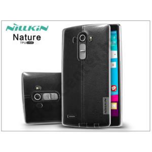 LG G4 H815 szilikon hátlap - Nillkin Nature - transparent