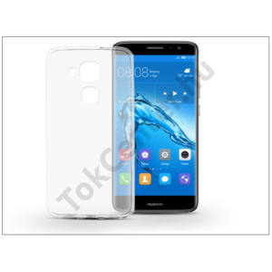 Huawei Nova Plus szilikon hátlap - Soft Slim 0,5 mm - transparent