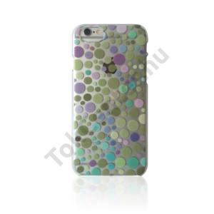 'Polka Dots' - Műanyag hátlap, iPhone 6/6S