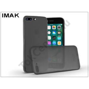 Apple iPhone 7 Plus /APPLE IPhone 8 Plus hátlap - IMAK 0.7 mm Color Slim - fekete