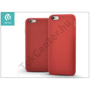 Apple iPhone 6/6S hátlap - Devia Ceo - red