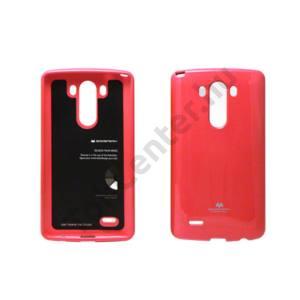Jelly LG G3 szilikon hátlap,Pink