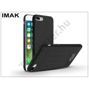 Apple iPhone 7 Plus /APPLE iPhone 8 Plus 5.5`` hátlap - IMAK Sandstone Super Slim - fekete