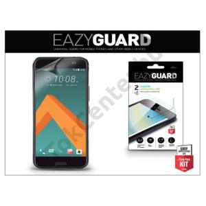 HTC 10 képernyővédő fólia - 2 db/csomag (Crystal/Antireflex HD)