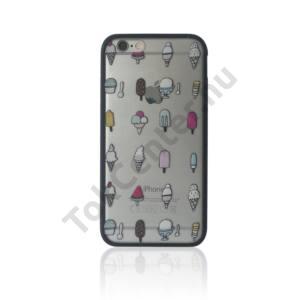 'Ice Cream' - Műanyag hátlap, Huawei P9 Lite