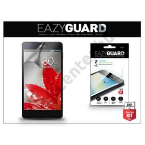 LG E975 Optimus G képernyővédő fólia - 2 db/csomag (Crystal/Antireflex HD)