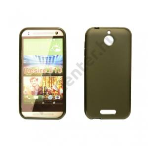 HTC A9 vékony szilikon hátlap,Fekete