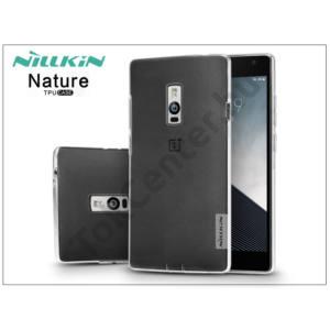 OnePlus 2 (A2001) szilikon hátlap - Nillkin Nature - transparent