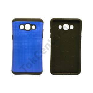 Galaxy A3 ütésálló védőhátlap,Kék