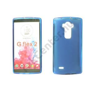 LG G Flex 2 vékony szilikon hátlap,Kék