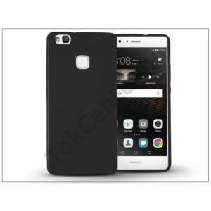 Huawei P9 Lite szilikon hátlap - Jelly Flash - fekete