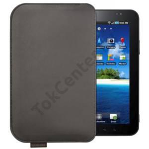 Samsung Galaxy Tab 7.0 bőr tok,Fekete
