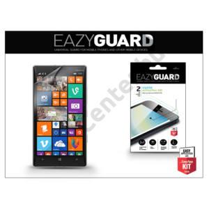Nokia Lumia 930 képernyővédő fólia - 2 db/csomag (Crystal/Antireflex HD)