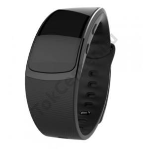 1. Samsung Gear Fit 2, Sötétszürke, L-es