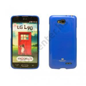 Jelly LG Optimus G2 szilikon hátlap,Kék