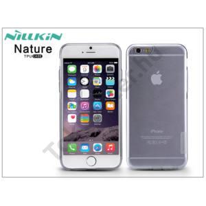 Apple iPhone 6/6S szilikon hátlap - Nillkin Nature - szürke
