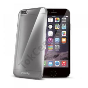 Celly iPhone 6 Plus szilikon hátlap,Átlátszó