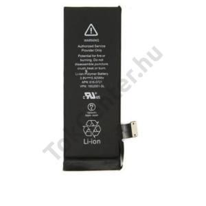 APPLE IPhone 5S Akku 1560 mAh LI-ION (belső akku, beépítése szakértelmet igényel!)