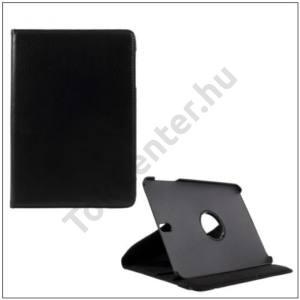 SAMSUNG Galaxy Tab S3 9.7 Tok álló, bőr (FLIP, asztali tartó funkció, 360°-ban forgatható) FEKETE