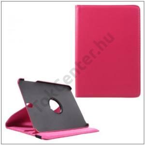 SAMSUNG Galaxy Tab S3 9.7 Tok álló, bőr (FLIP, asztali tartó funkció, 360°-ban forgatható) RÓZSASZÍN