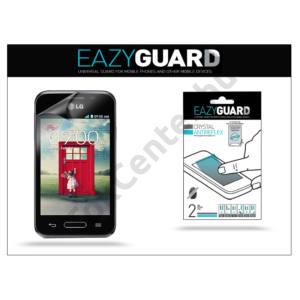 LG L40 D160 képernyővédő fólia - 2 db/csomag (Crystal/Antireflex)