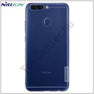 HUAWEI Honor 8 Pro NILLKIN NATURE telefonvédő gumi / szilikon (0.6 mm, ultravékony) ÁTLÁTSZÓ