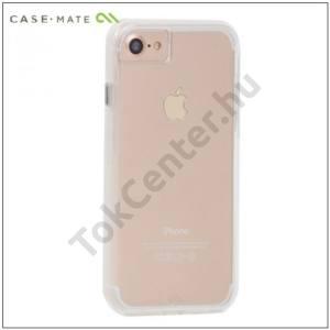 APPLE IPhone 6 /6S /7 4.7' CASE-MATE TOUGH NAKED műanyag telefonvédő (ultravékony, gumi / szilikon belső, közepesen ütésálló) ÁTLÁTSZÓ