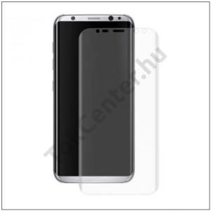 SAMSUNG Galaxy A5 (2017) (SM-A520F) Képernyővédő fólia törlőkendővel (1 db-os, 3D full cover, íves, edzett üveg, karcálló, 0.30mm, 9H) TEMPERED ÁTLÁTSZÓ