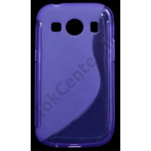 SAMSUNG Galaxy S8 Plus (SM-G955) Telefonvédő gumi / szilikon (S-line) LILA