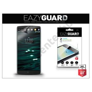 LG V10 H900 képernyővédő fólia - 2 db/csomag (Crystal/Antireflex HD)