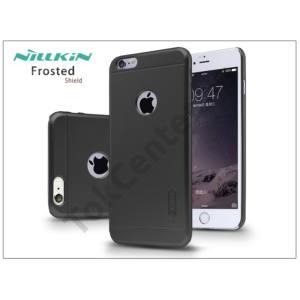 Moto G5 Plus hátlap képernyővédő fóliával - Nillkin Frosted Shield - fekete
