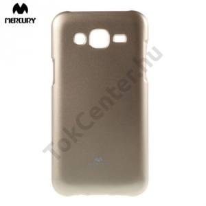 SAMSUNG Galaxy A5 (2017) (SM-A520F) MERCURY Goospery telefonvédő gumi / szilikon (csillámporos) ARANY