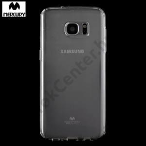 Samsung Galaxy S7 EDGE (SM-G935) MERCURY Goospery telefonvédő gumi / szilikon ÁTLÁTSZÓ