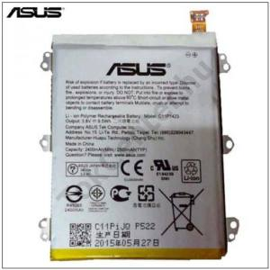 ASUS Zenfone 2 (ZE500CL) Akku 2500 mAh LI-Polymer (belső akku, telefonba, beépítése szakértelmet igényel!)