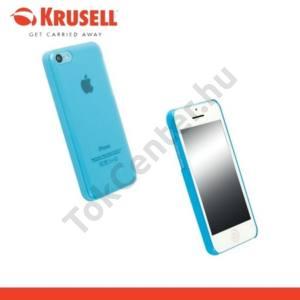 Apple iPhone 5C KRUSELL FrostCover műanyag telefonvédő KÉK