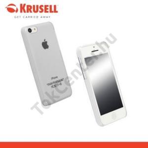 Apple iPhone 5C KRUSELL FrostCover műanyag telefonvédő FEHÉR