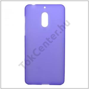 NOKIA 3 Műanyag telefonvédő (gumírozott) LILA