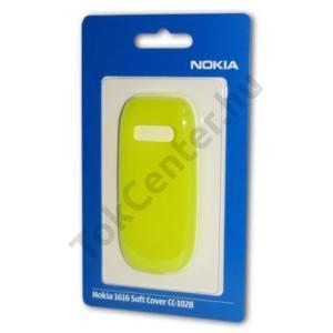 Nokia 1616 Telefonvédő gumi / szilikon LIME ZÖLD