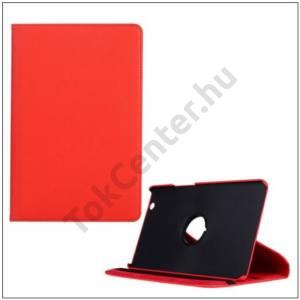 HUAWEI MediaPad T3 10 LTE /HUAWEI MediaPad T3 10 WIFI Tok álló, bőr (FLIP, asztali tartó funkció, 360°-ban forgatható) PIROS