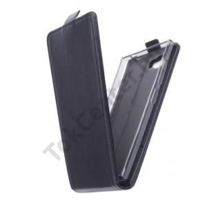 Lenovo Vibe Z2 Tok álló, bőr (FLIP, mágneses) FEKETE
